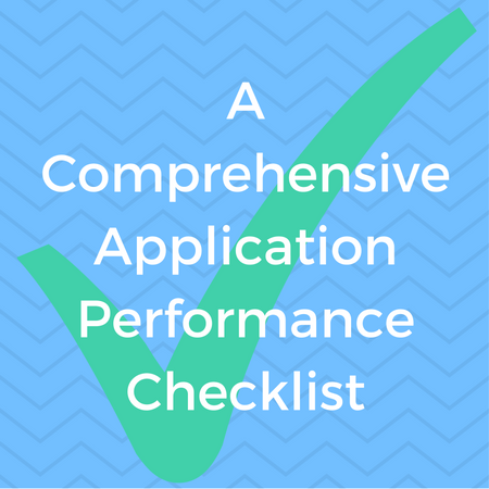 A Comprehensive Application Performance Checklist.png