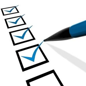Checklist - Web Application Performance Monitoring